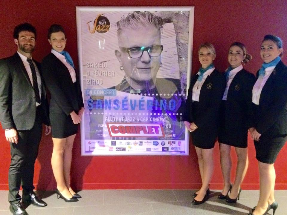 Concert smart agence hélios hotesses sans sévérino rodez